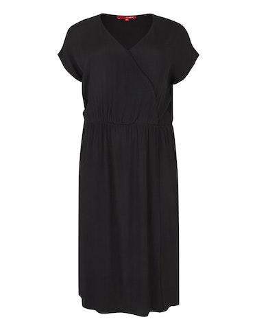 Produktbild zu Kleid aus Viskosekrepp von Thea