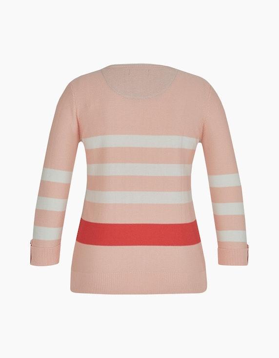 Bexleys woman Linksgestrickter Pullover   ADLER Mode Onlineshop