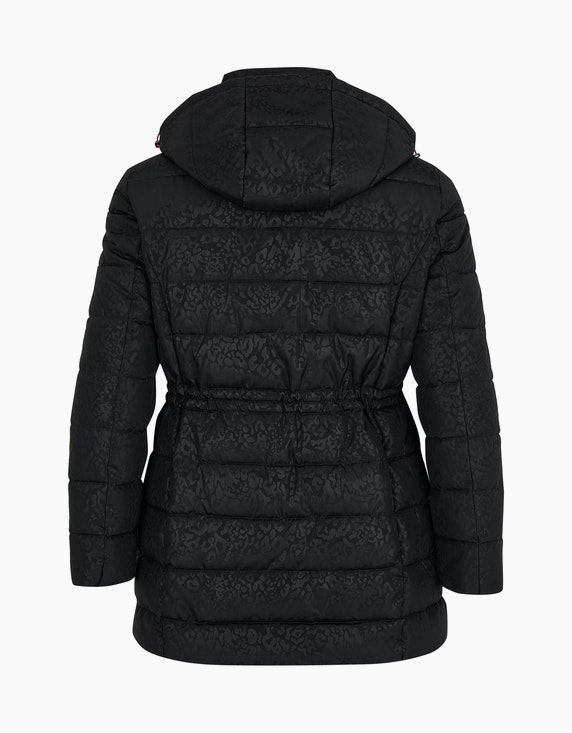 Thea Steppjacke mit Ton-in Ton Muster | ADLER Mode Onlineshop