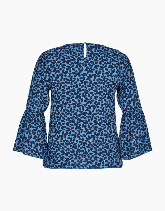 Viventy Schlupfbluse mit floralem Muster   ADLER Mode Onlineshop