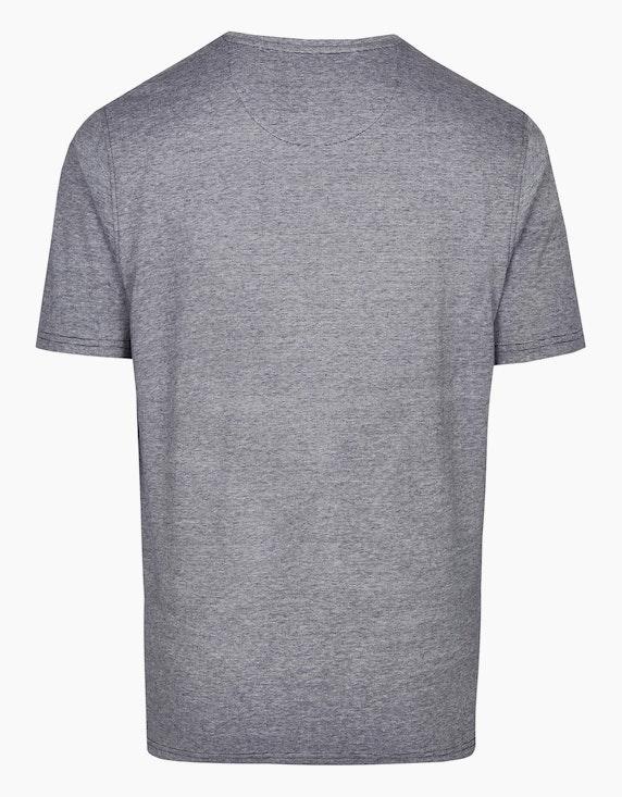 Bexleys man T-Shirt mit Print-Brusttasche | ADLER Mode Onlineshop