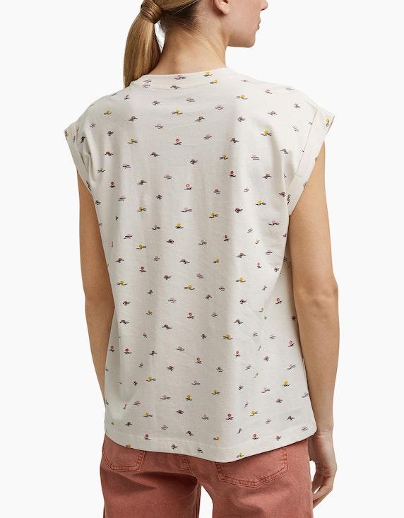 Esprit Shirt mit sommerlichem Minimal-Print | ADLER Mode Onlineshop