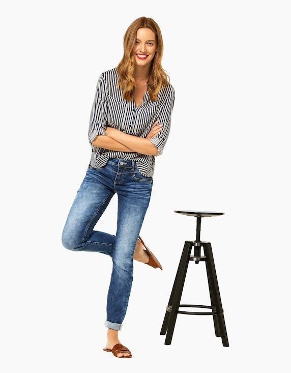 Street One Denim-Jeanshose, Casual Fit, Style Jane   ADLER Mode Onlineshop