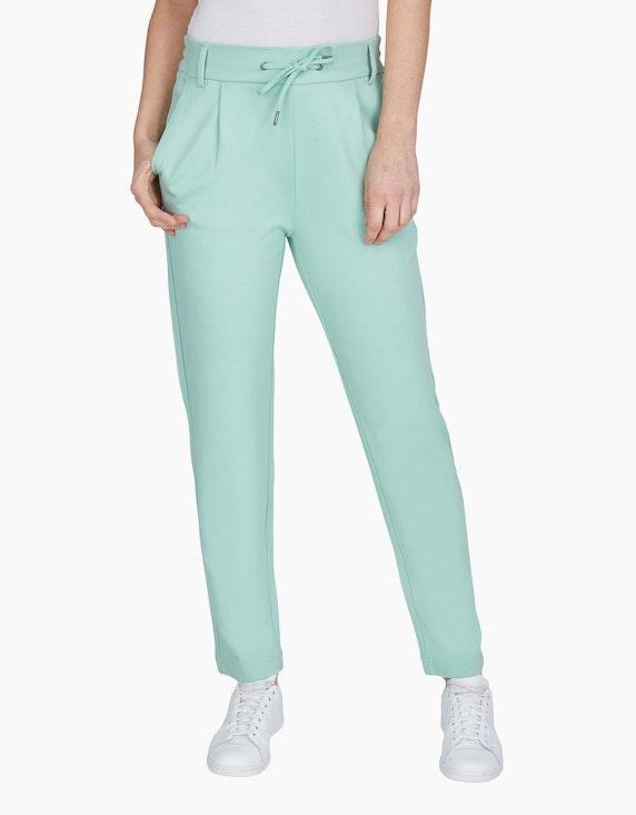 Bexleys woman Joggpants mit Bundfalten | ADLER Mode Onlineshop
