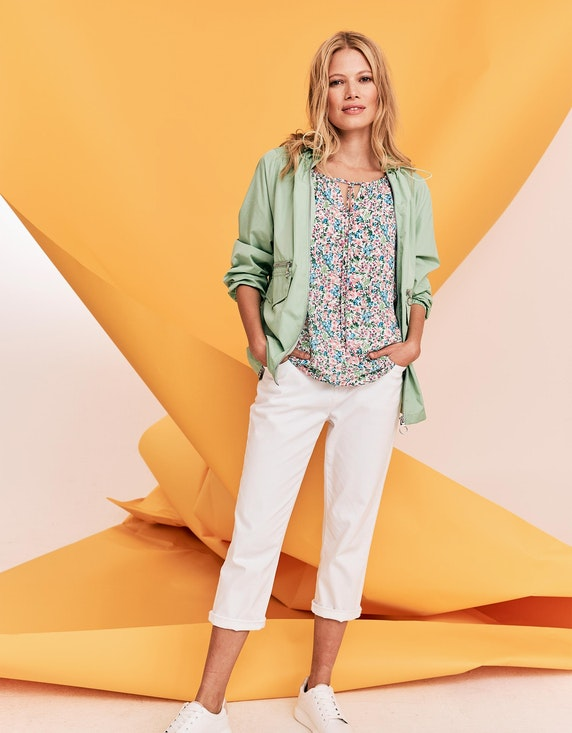 MY OWN Capri-Jeans, Baumwoll-Stretch | ADLER Mode Onlineshop