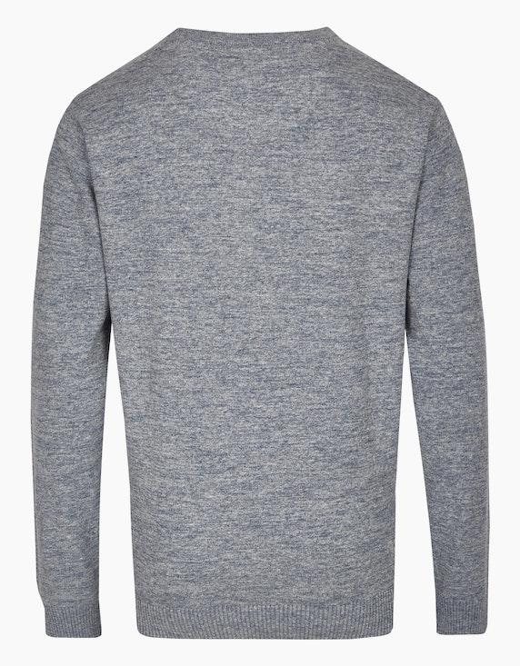 Bexleys man Pullover in Mouliné   ADLER Mode Onlineshop