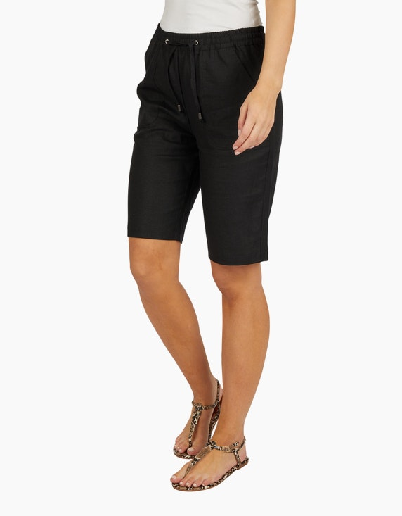 Bexleys woman Bermudas aus Leinenmix   ADLER Mode Onlineshop
