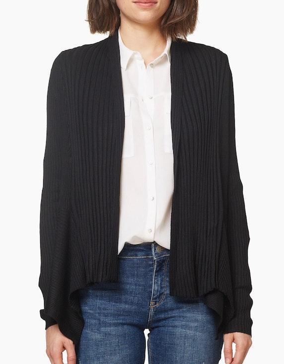 Esprit Cardigan mit Rippstruktur | ADLER Mode Onlineshop