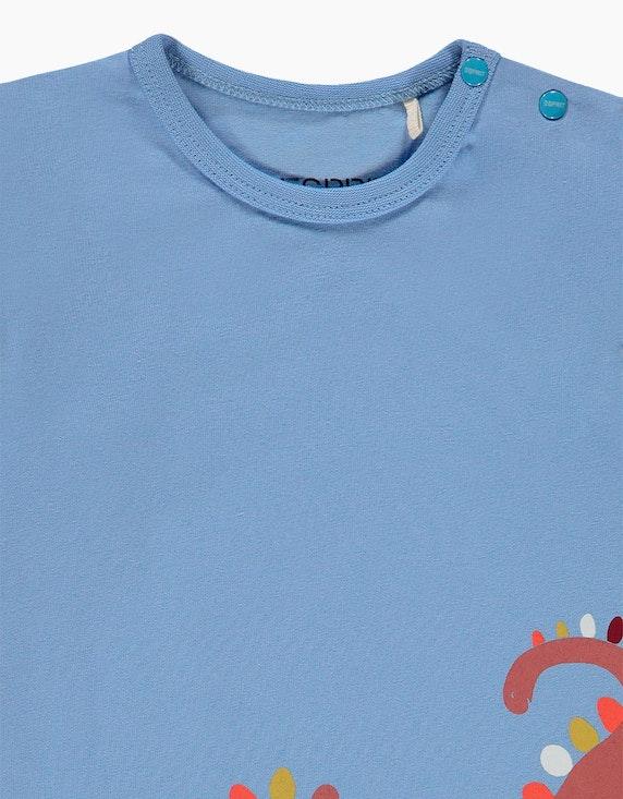 Esprit Baby Girls Langarmshirt mit Dino-Print   ADLER Mode Onlineshop