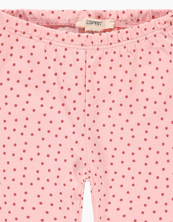Esprit Baby Girls Leggings mit Punkte-Print aus Bio-Baumwolle   ADLER Mode Onlineshop