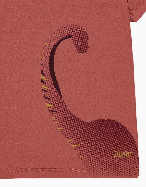 Esprit Mini Girls T-Shirt mit Dino-Motiv   ADLER Mode Onlineshop