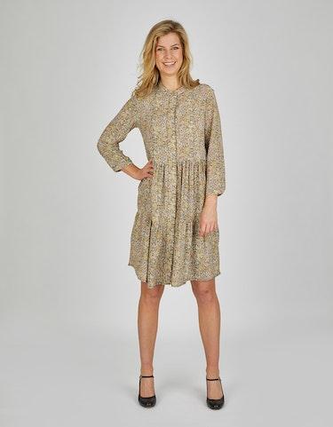 Produktbild zu Stufenkleid mit floralem Druck von Bexleys woman