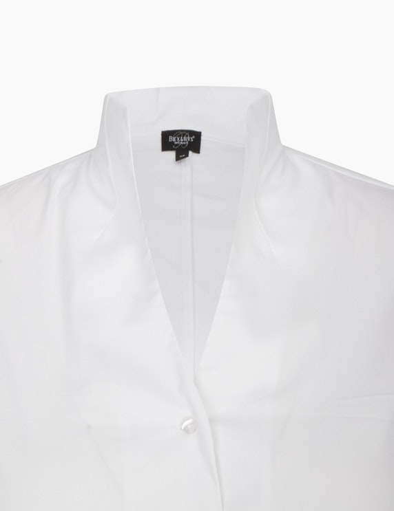 Bexleys woman Business-Bluse mit Kelchkragen | ADLER Mode Onlineshop