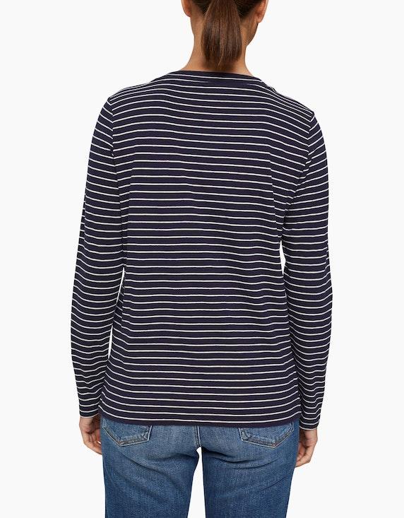 Esprit Shirt im Streifen-Look   ADLER Mode Onlineshop