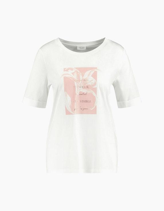 Gerry Weber Collection Shirt mit platziertem Print   ADLER Mode Onlineshop