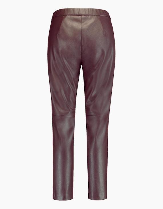 Gerry Weber Collection Hose in Lederoptik | ADLER Mode Onlineshop