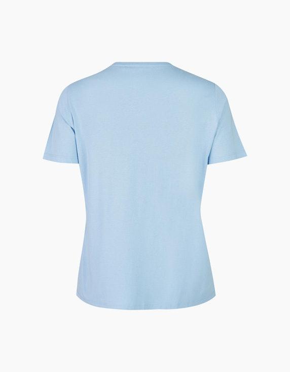 Thea T-Shirt mit Gummiprint   ADLER Mode Onlineshop