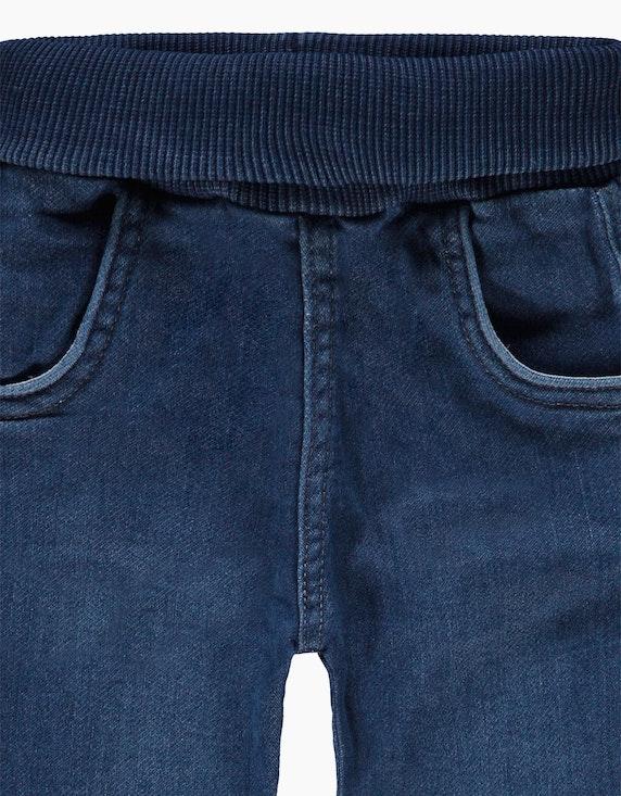 Esprit Baby Girls Jeans mit Ripp-Bund aus Baumwoll-Stretch   ADLER Mode Onlineshop