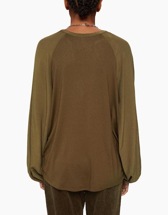 Esprit Weites Blusenshirt aus Jersey   ADLER Mode Onlineshop