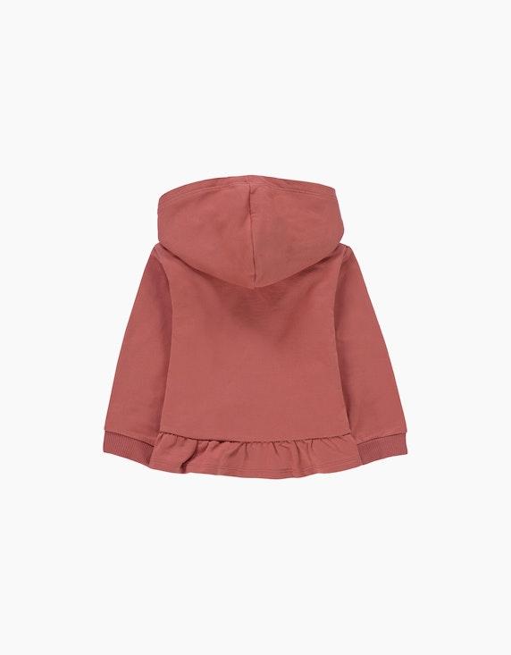 Esprit Baby Girls Sweat-Cardigan mit Volant   ADLER Mode Onlineshop