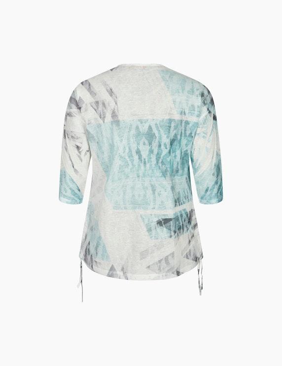 Thea Gewirktes Shirt mit Ziersteinen   ADLER Mode Onlineshop