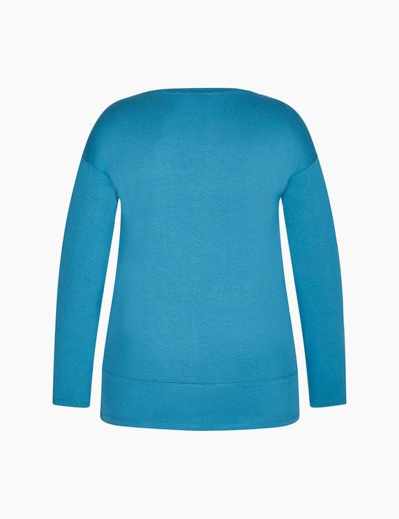 Bexleys woman Shirt mit Materialmix   ADLER Mode Onlineshop