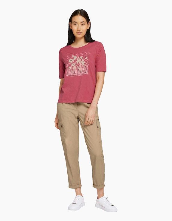 Tom Tailor Shirt mit Bio-Baumwolle | ADLER Mode Onlineshop