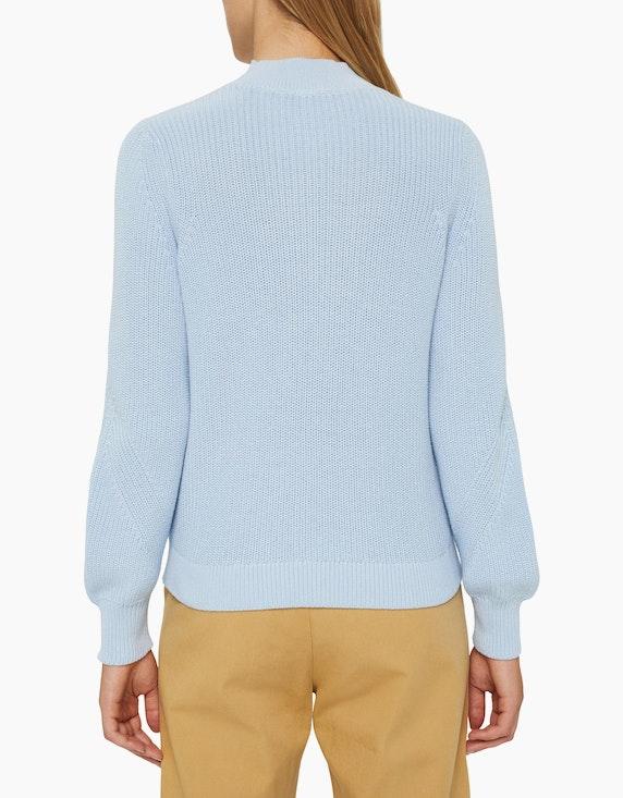 Esprit Strick-Pullover mit Stehkragen | ADLER Mode Onlineshop