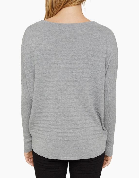 Esprit Feinstrick-Pullover mit Querstreifen-Muster | ADLER Mode Onlineshop