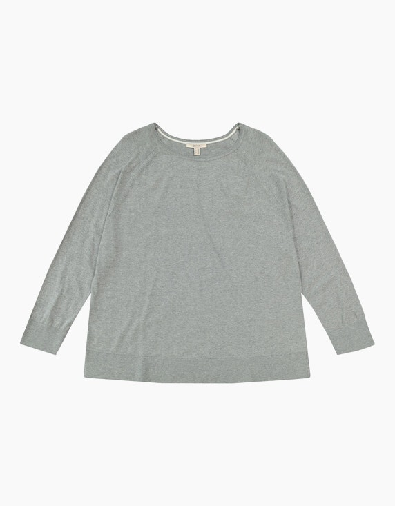 Esprit Feinstrickpullover mit Raglanärmeln, CURVY | ADLER Mode Onlineshop