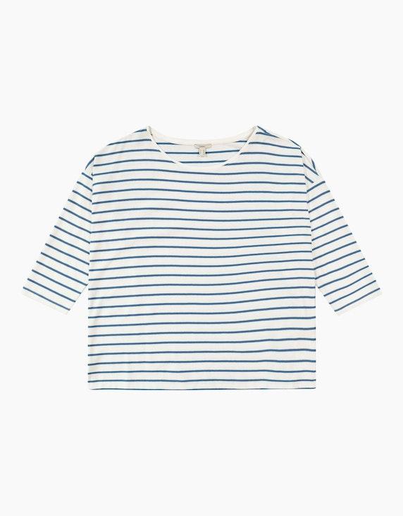 Esprit Jersey-Longsleeve aus Organic Cotton, CURVY | ADLER Mode Onlineshop