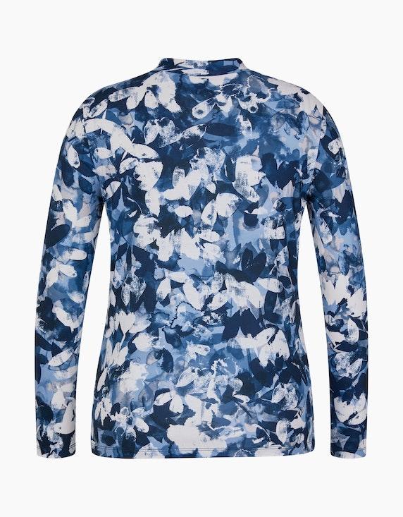Malva Langarmshirt mit Stehkragen   ADLER Mode Onlineshop