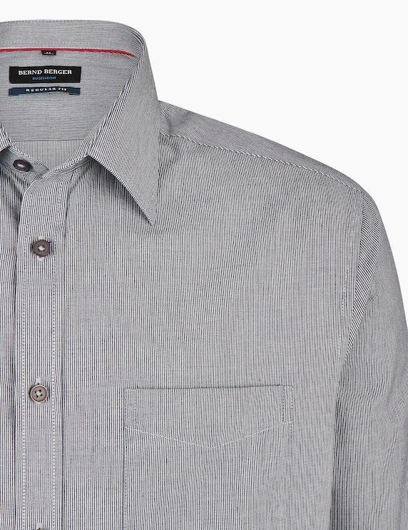 Bernd Berger Dresshemd mit feinem Streifen-Dessin, REGULAR FIT | ADLER Mode Onlineshop