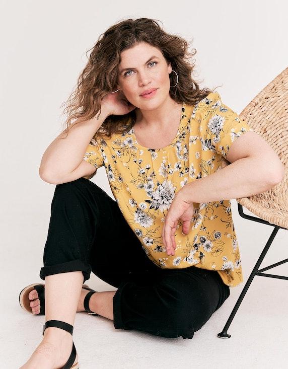 Thea Jegging mit hohem Stretchanteil   ADLER Mode Onlineshop