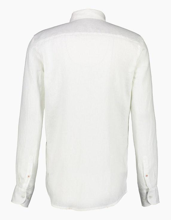 Lerros Hemd in sommerlicher Leinenqualität | ADLER Mode Onlineshop