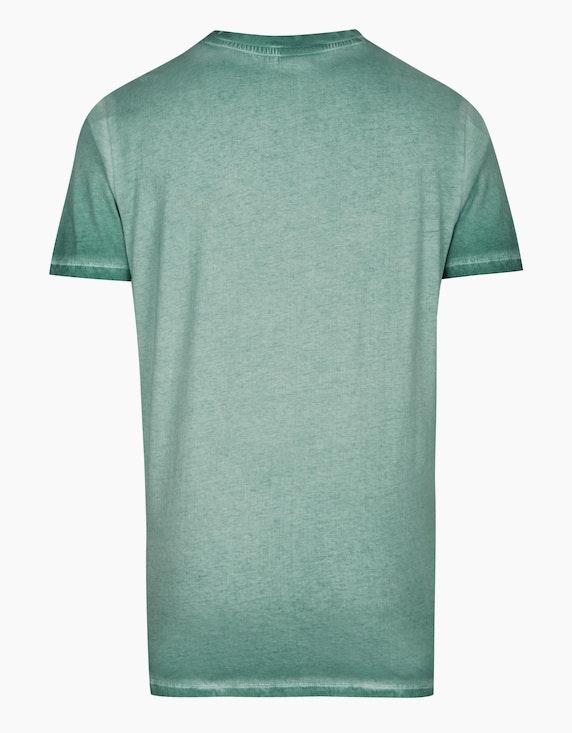 Eagle Denim T-Shirt mit Frontdruck | ADLER Mode Onlineshop