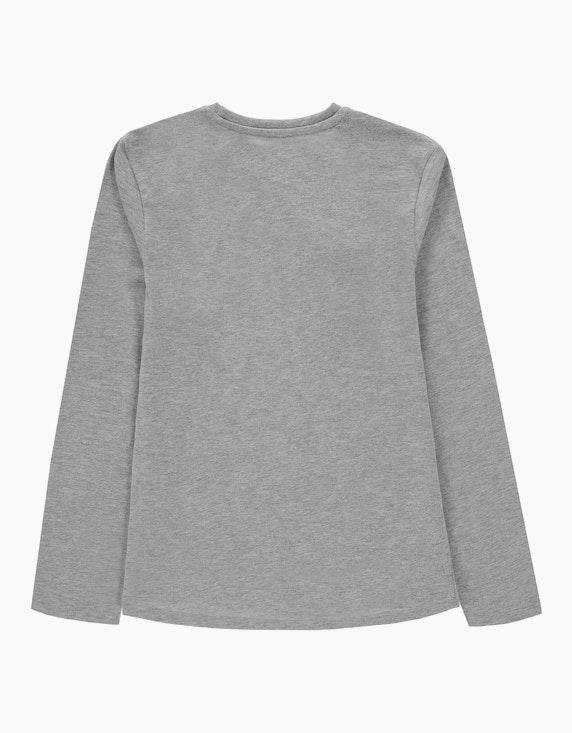 Tom Tailor Boys Langarmshirt mit Frontprint   ADLER Mode Onlineshop