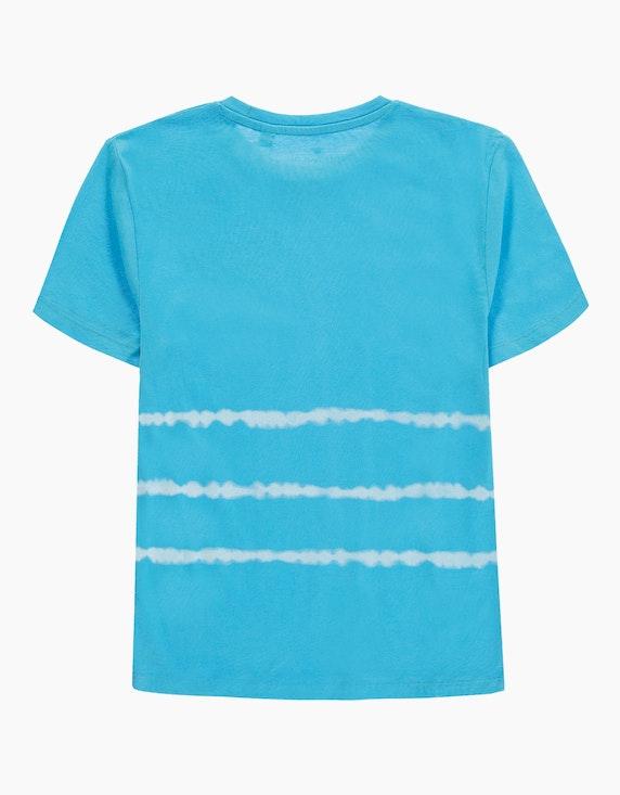 Tom Tailor Boys T-Shirt mit Batik-Streifen   ADLER Mode Onlineshop
