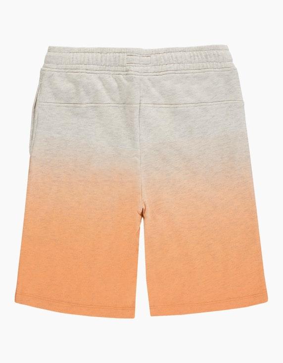 Tom Tailor Boys Sweat-Bermuda mit Farbverlauf   ADLER Mode Onlineshop