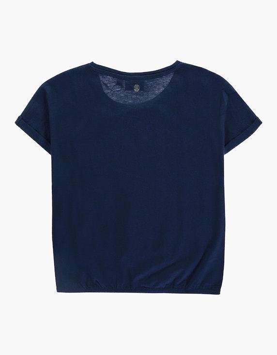 Tom Tailor Girls T-Shirt mit elastischem Saum   ADLER Mode Onlineshop