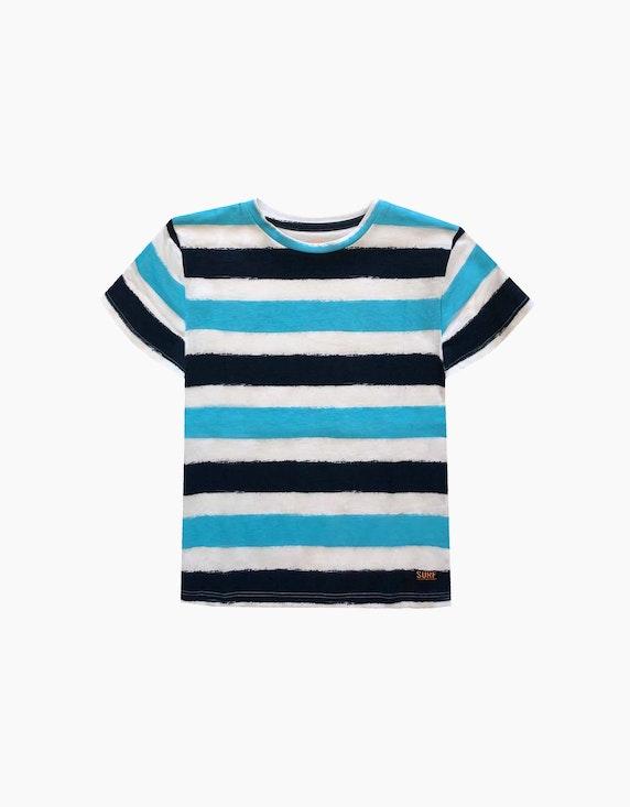 Tom Tailor Mini Boys Streifen-Shirt   ADLER Mode Onlineshop