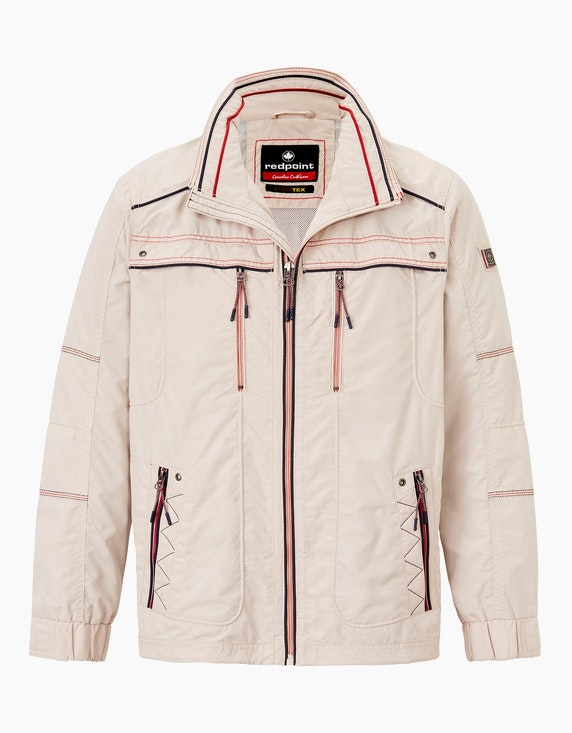 Big Fashion Funktionsjacke mit Reißverschlusstaschen | ADLER Mode Onlineshop
