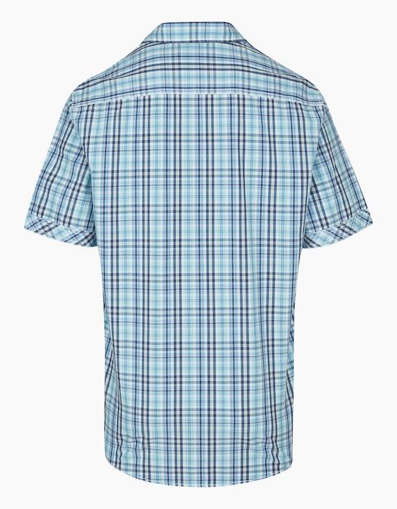 Bexleys man Lässiges Freizeithemd im karierten Dessin, REGULAR FIT | ADLER Mode Onlineshop