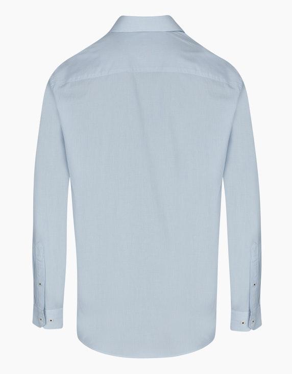 Bexleys man Freizeithemd mit feinem Streifen-Dessin, REGULAR FIT | ADLER Mode Onlineshop