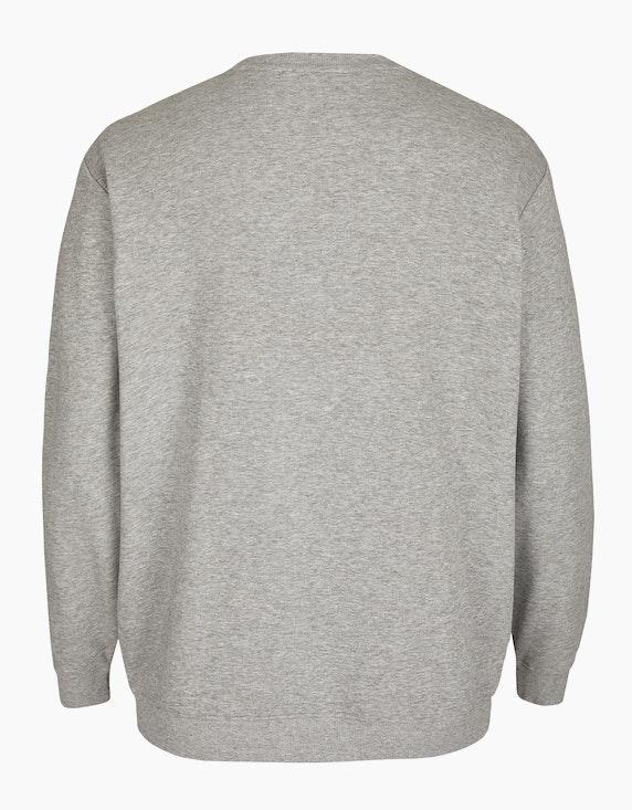 Big Fashion Sweatshirt mit Colorblock   ADLER Mode Onlineshop