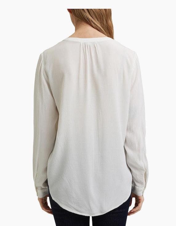 Esprit Schlupfbluse aus reiner Viskose   ADLER Mode Onlineshop