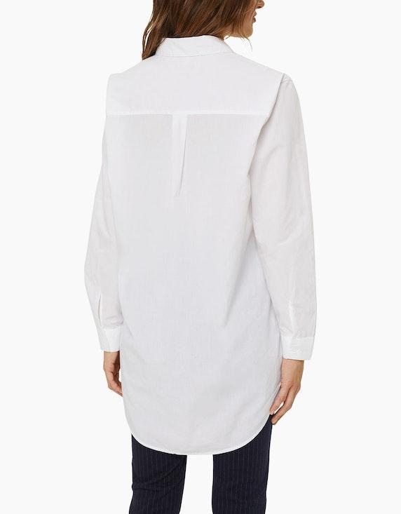 Esprit Long-Bluse aus reiner Bio-Baumwolle   ADLER Mode Onlineshop