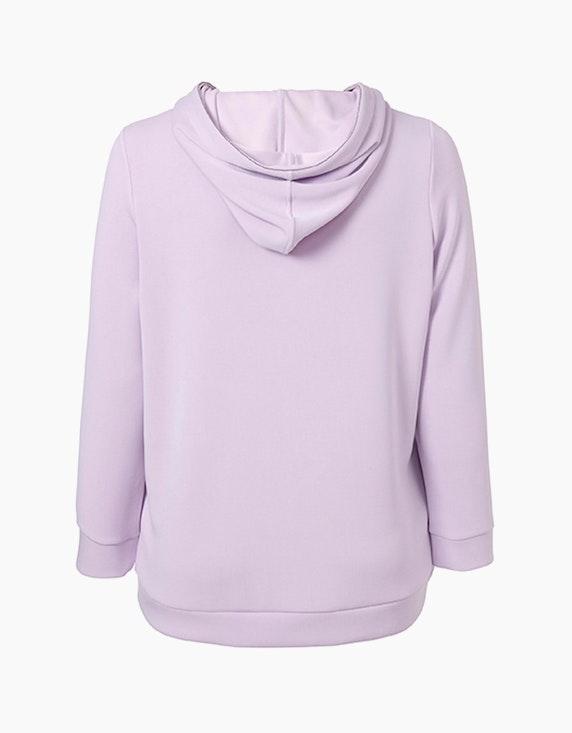 VIA APPIA DUE Lässiges Sweatshirt mit Kapuze   ADLER Mode Onlineshop