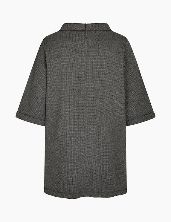 No Secret Jacquard-Shirt mit Hahnentritt-Muster   ADLER Mode Onlineshop