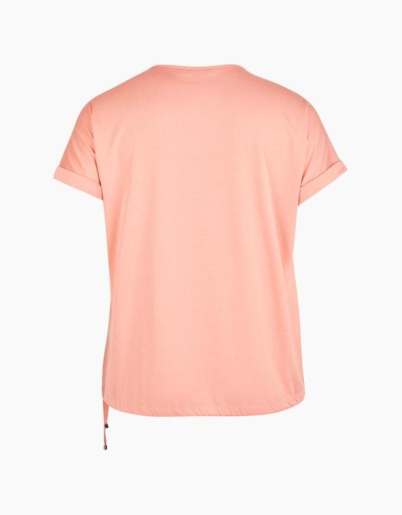 No Secret Shirt mit Brusttasche und Gummizug   ADLER Mode Onlineshop